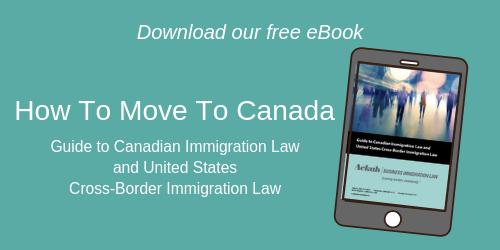Download our Free eBook How To Move To Canada Guide to Canadian Immigration Law and United States Cross Border Immigration Law Free eBook Calgary Immigration Lawyer Evelyn Ackah