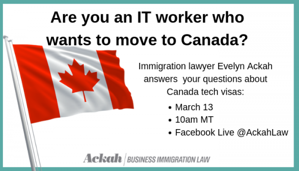 Are you an IT worker who wants to move to Canada 2