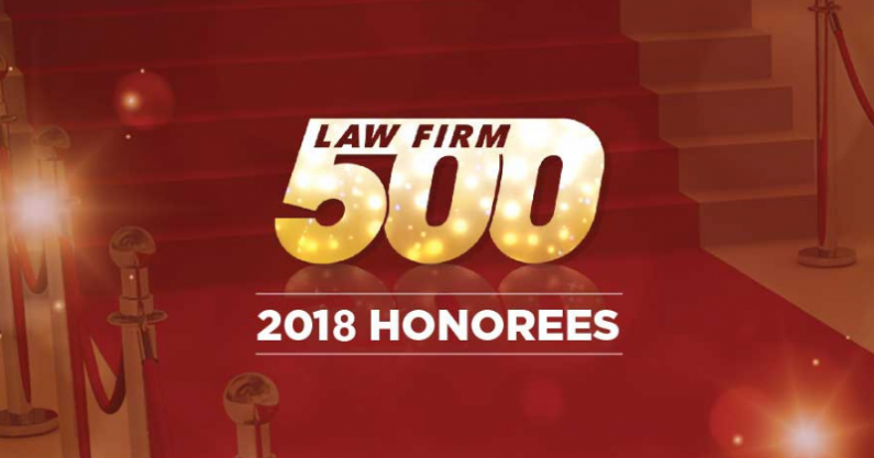 Ackah Law Named 2018 Law Firm 500 Award Winner Evelyn Ackah Ackah Business Immigration Law