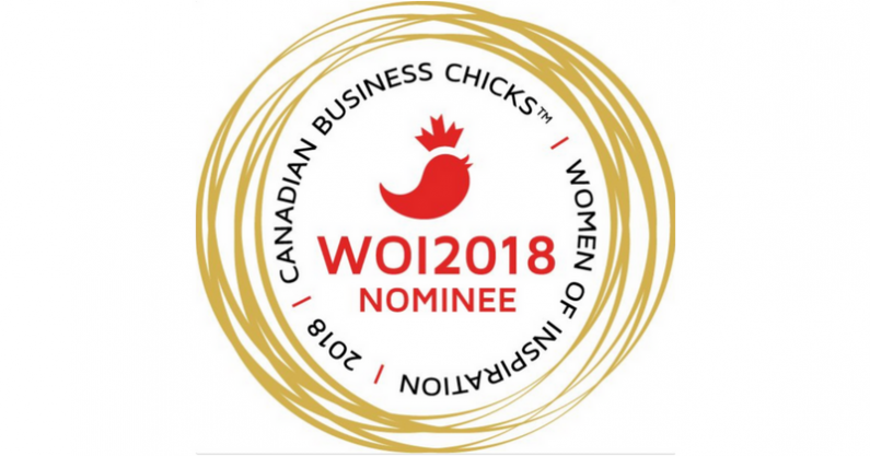 Congratulations Evelyn Ackah: 2018 Woman of Inspiration Nominee