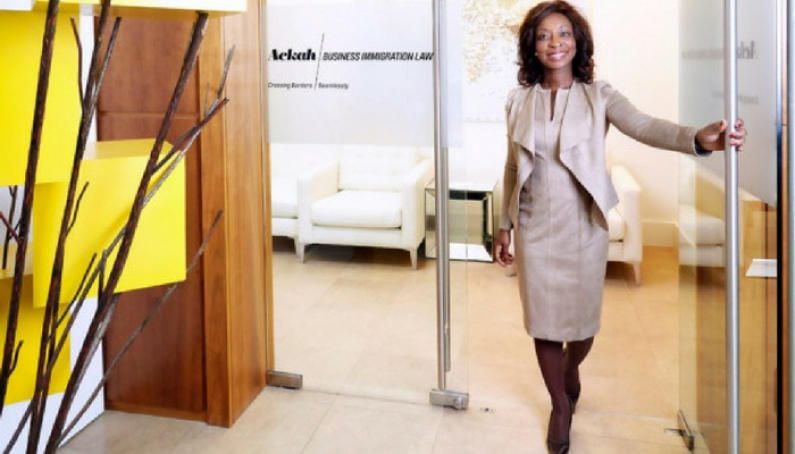 Evelyn Ackah Founder and Managing Lawyer at Ackah Business Immigration Law