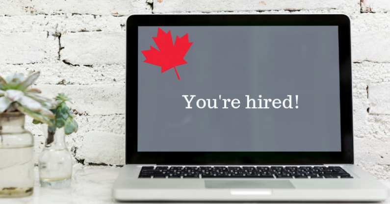 How a Canada Job Offer Can Lead to Permanent Residence