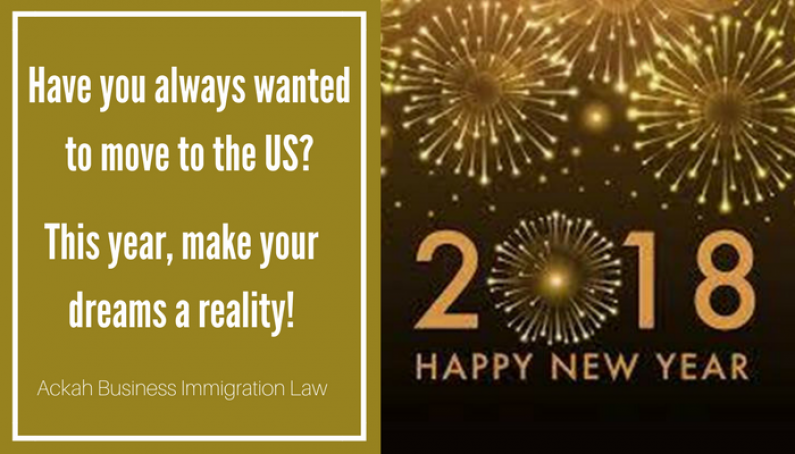 Have you always wanted to move to the U.S.? This year, make your dreams a reality!