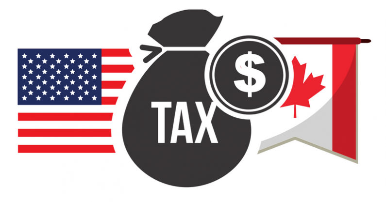 New U.S. Tax Laws Hit Canadian Citizens AGAIN - Double Taxation?