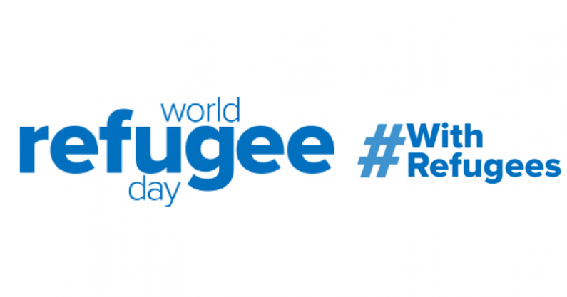 World Refugee Day #WithRefugees