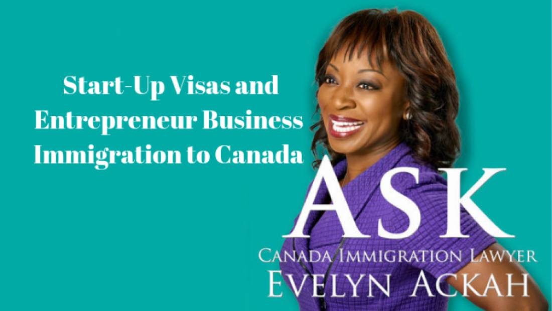 Episode 5: Start-Up Visas and Entrepreneur Business